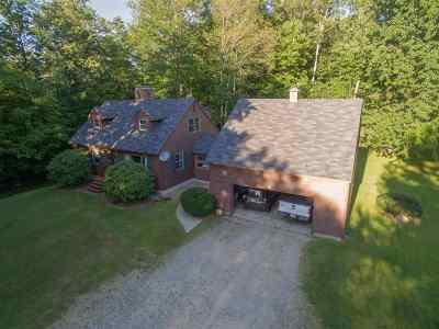 Thornton Single Family Home Active Under Contract: 2338 Nh Route 175