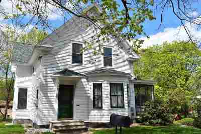 Milford Single Family Home Active Under Contract: 15 George Street