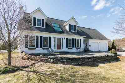 Fairfax Single Family Home For Sale: 10 Wilkins Road