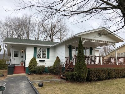 Swanton Single Family Home For Sale: 109 Canada Street