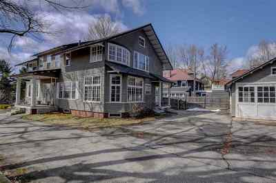 Manchester Single Family Home For Sale: 715 River Road