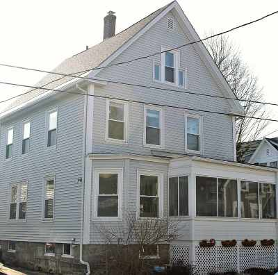 Concord Single Family Home Active Under Contract: 23 Lyndon Street