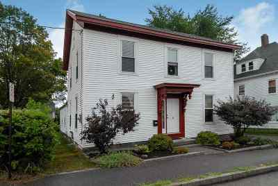 Concord Single Family Home For Sale: 16 Pearl Street