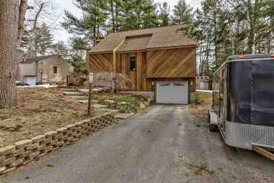 Milford Single Family Home Active Under Contract: 12 Larch Road