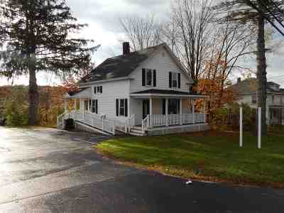 Tilton Single Family Home For Sale: 120 E Main Street