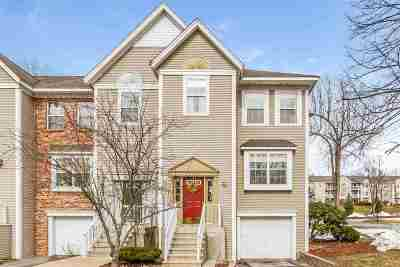 Merrimack Condo/Townhouse Active Under Contract: 60 Middlesex Road