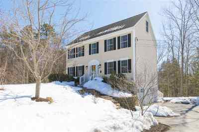 Newmarket Single Family Home Active Under Contract: 29 Hilton Drive
