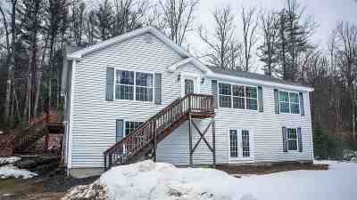 Campton Single Family Home Active Under Contract: 84 Eastern Corner Road