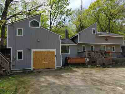 Rumney Single Family Home For Sale: 550 Groton Hollow Road