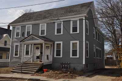 Concord Multi Family Home For Sale: 54 Downing Street