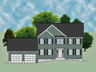 Pelham Single Family Home Active Under Contract: 18 Waterford Way