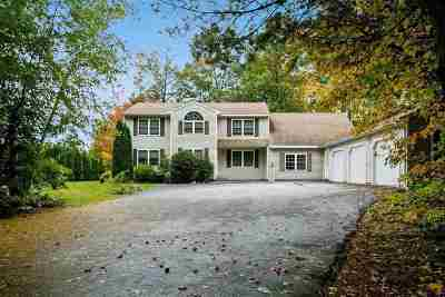 Bow Single Family Home For Sale: 34 Logging Hill Road