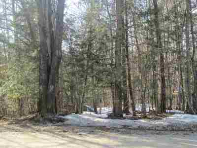Campton Residential Lots & Land For Sale: 5-9-34 Goose Hollow Road