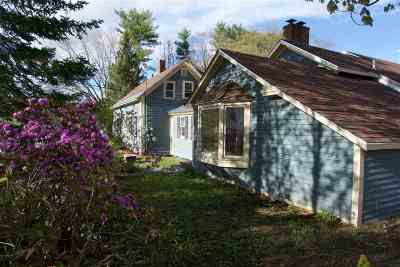 Merrimack County Single Family Home For Sale: 49 Village Road