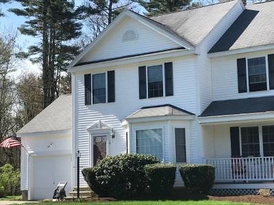 Amherst Condo/Townhouse For Sale: 6 Sunridge Way #6