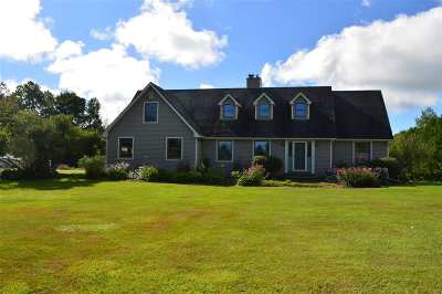 Orleans County Single Family Home For Sale: 1591 A Mead Hill Road