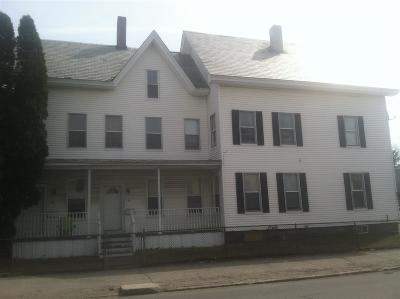Manchester Multi Family Home Active Under Contract: 218 Central Street