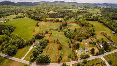 Westford Residential Lots & Land For Sale: 357 Plains Road