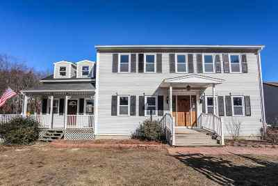 Hooksett Single Family Home Active Under Contract: 2 Springer Road