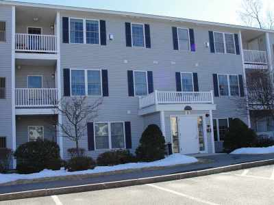 Londonderry Condo/Townhouse Active Under Contract: 4 Crestview Circle #109