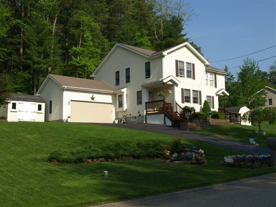 Hooksett Single Family Home Active Under Contract: 35b Dale Road