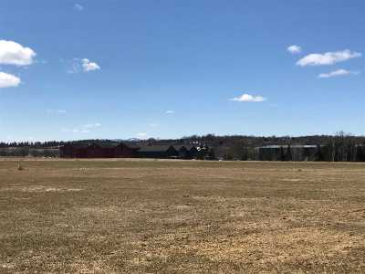 Shelburne Single Family Home For Sale: 144 Air Park Road