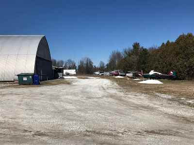 Shelburne Residential Lots & Land For Sale: 144 Air Park Road