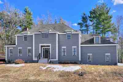 Windham Single Family Home For Sale: 18 Mockingbird Hill Road