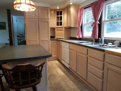 Bradford Single Family Home For Sale: 3087 State Route 114 Route
