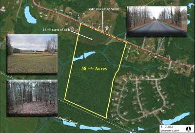 Franklin County Residential Lots & Land Active Under Contract: 1325 Sandy Birch Road