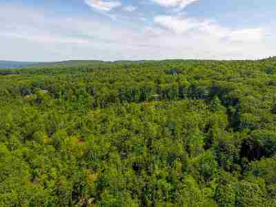 Henniker Residential Lots & Land For Sale: 559-B1 A Bear Hill Road