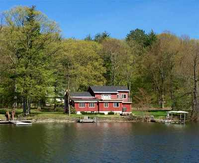 Castleton Single Family Home For Sale: 163 East Creek Road