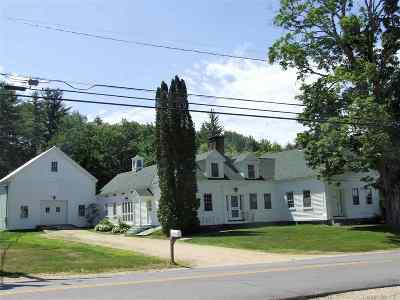 Carroll County Single Family Home For Sale: 190 Brownfield Road