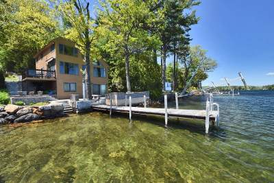 Gilford Single Family Home For Sale: 123 126 Dockham Shore Road