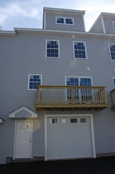 Methuen, Lowell, Haverhill Condo/Townhouse For Sale: 7 Butler Avenue #C