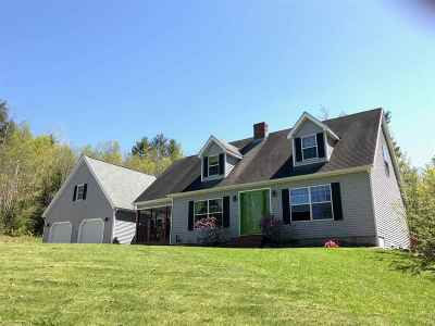 Littleton Single Family Home Active Under Contract: 156 Reidy Way