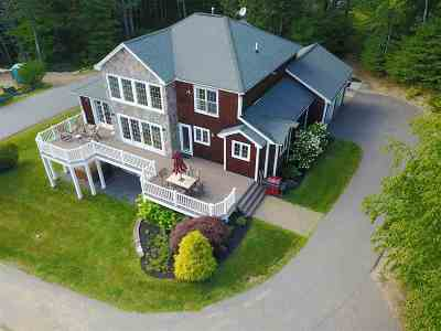 Laconia Single Family Home For Sale: 41 Soleil Mountain Road