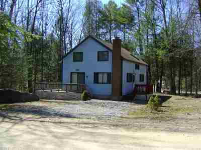 Moultonborough Single Family Home For Sale: 35 Brenner Street