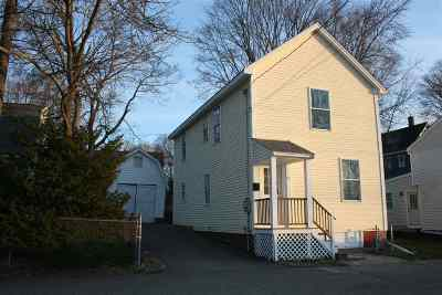 Single Family Home For Sale: 51 Morning Street