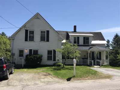 Littleton Single Family Home For Sale: 336 Pleasant Street