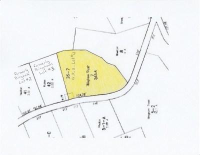 Sanbornton Residential Lots & Land For Sale: Lot # 4 Sanborn Road
