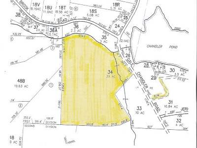Landaff Residential Lots & Land For Sale: Gale Chandler Road