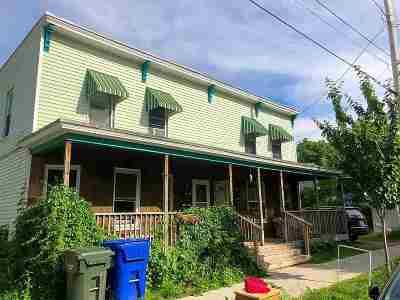 Burlington Multi Family Home For Sale: 12-14 St. Louis Street