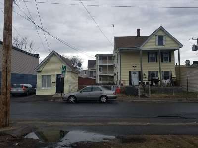 Manchester Multi Family Home For Sale: 134 West Street #B &
