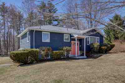 Seabrook Single Family Home For Sale: 167 Weare Road