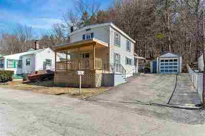 Manchester Single Family Home For Sale: 149 Electric Street