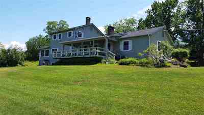 Single Family Home For Sale: 421 Georgeville Road