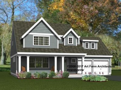 Raymond Single Family Home Active Under Contract: Lot 20 Kendall Lane