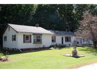 Pittsford Single Family Home For Sale: 85 Pat Lee Drive