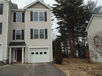 Laconia Condo/Townhouse For Sale: 8 Melissa Way #C
